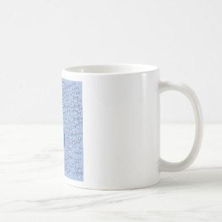 water drop coffee mug