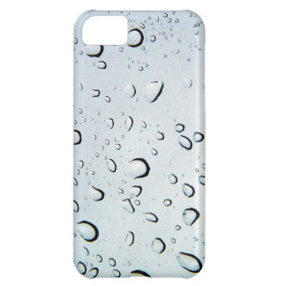 Water Drops Crystal Clear Fine glass tiles Beautif iPhone 5C Case