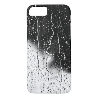 Water Drops Crystal Clear Fine glass tiles Beautif iPhone 7 Case