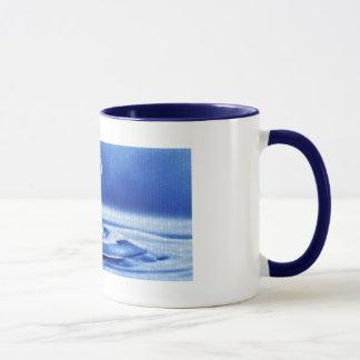 Water Drops Mug