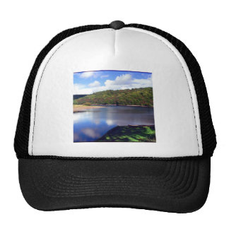 Water Dunstickin Lake Trucker Hats