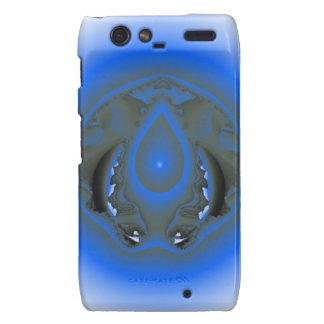 water element droid RAZR case