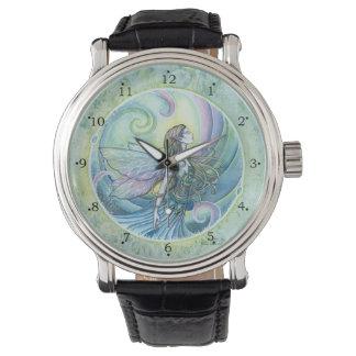 Water Element Fairy Fantasy Art Watches