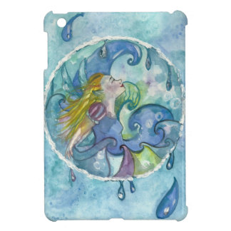Water Element Fairy iPad Mini Covers