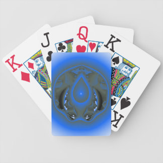 water element bicycle poker cards