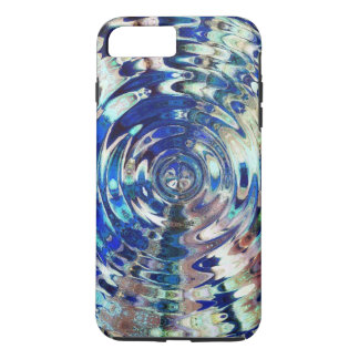 WATER Element Ripple Pattern iPhone 8 Plus/7 Plus Case