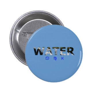 Water Element with Zodiac Signs Buttons