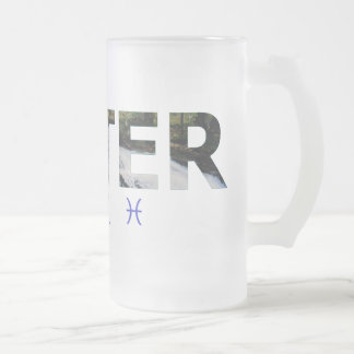 Water Element with Zodiac Signs Coffee Mug