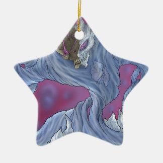 Water Elemental Christmas Ornament