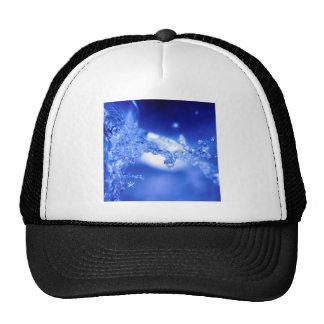 Water Exploding Water Trucker Hats