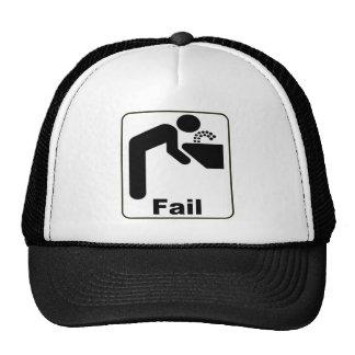 Water Fail Cap
