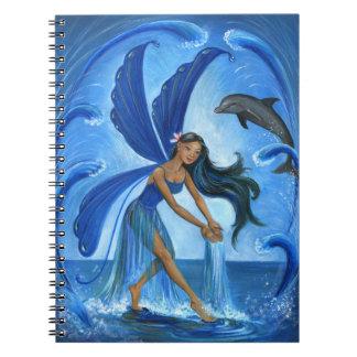Water Fairy Notebook