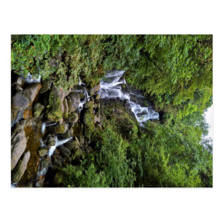 Water fall in Kerry, Ireland (ring OF Kerry) Postcard