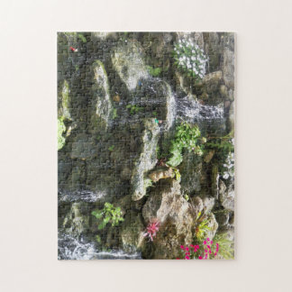 water fall puzzle