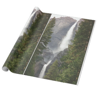 Water Fall Wrapping Paper