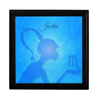 Water Fashion Diva Scorpio Zodiac Gift Box