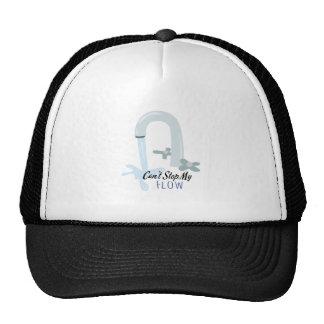 Water Faucet Mesh Hat