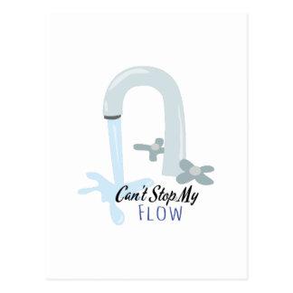 Water Faucet Postcard