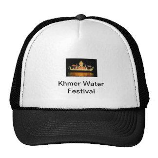 water-festival-light-float, Khmer Water Festival Cap