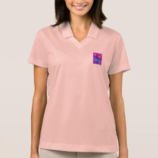 Water Flower Polo Shirt