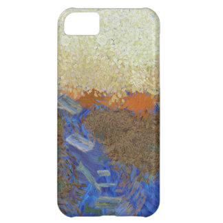 Water for melting ice iPhone 5C case