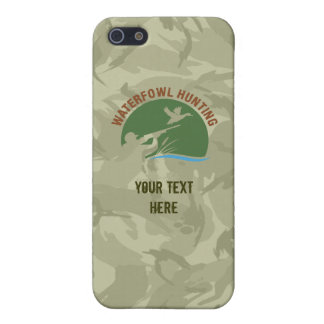 Water Fowl Hunting Covers For iPhone 5