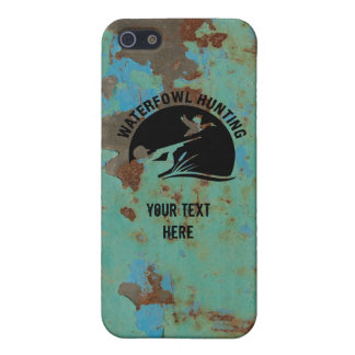 Water Fowl Hunting Cover For iPhone 5