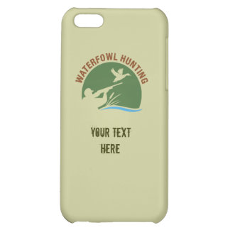 Water Fowl Hunting Case For iPhone 5C