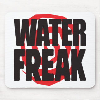 Water Freak Mouse Pad