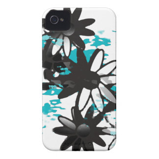 Water Garden Abstract Case-Mate iPhone 4 Cases