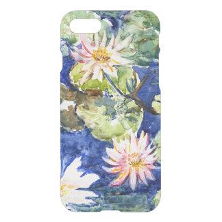 Water Garden in Watercolor iPhone 7 Case