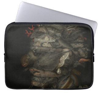Water - Giuseppe Arcimboldo Laptop Sleeve