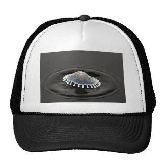 water mesh hat