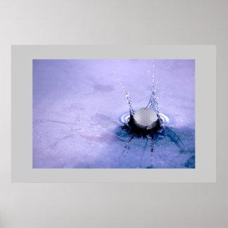 Water Hazard Posters
