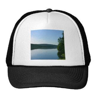 Water Hazey Reflection Trucker Hat