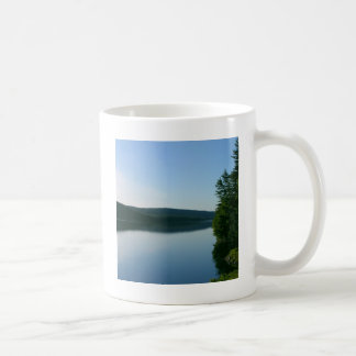 Water Hazey Reflection Coffee Mug