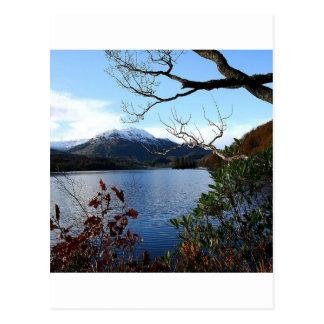 Water Highlands Autumn Break Postcards