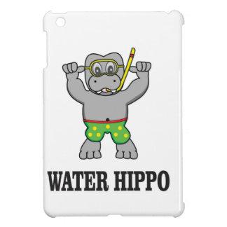 water hippo fun case for the iPad mini