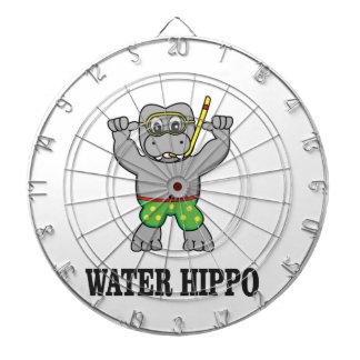water hippo fun dart boards
