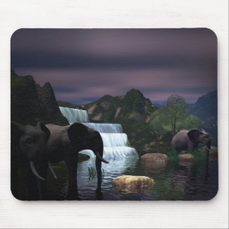 Water Hole ~Mouse Pad~