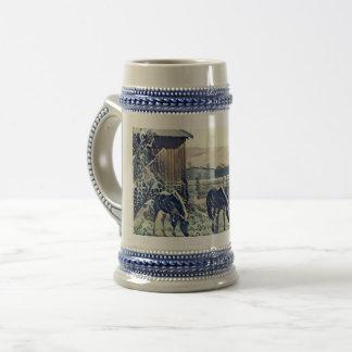Water Horses Coffee Mug