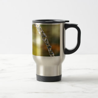 Water In Motion Stainless Steel Travel Mug