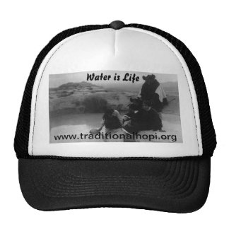 Water is Life hat