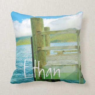 Water | Jetty | Gone Fishing Cushion
