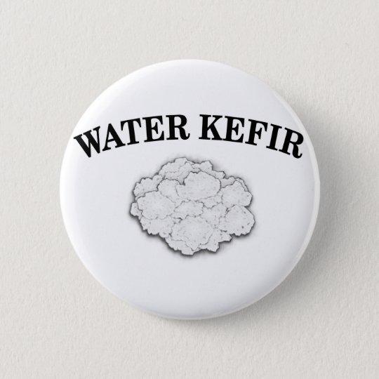 Water Kefir Grains 6 Cm Round Badge