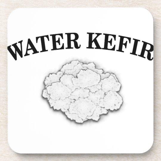 Water Kefir Grains Coaster