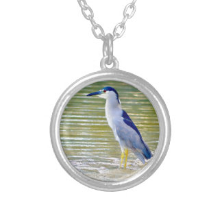 Water Kissed Silver Plated Necklace
