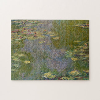 Water Lilies, 1919 Jigsaw Puzzle