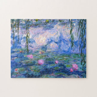 Water Lilies 1 Jigsaw Puzzle
