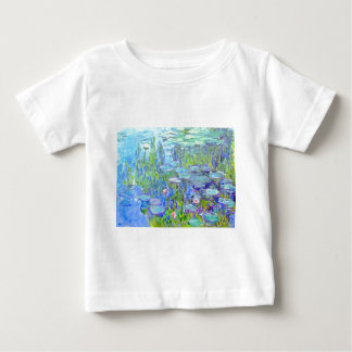 water-lilies-38 baby T-Shirt